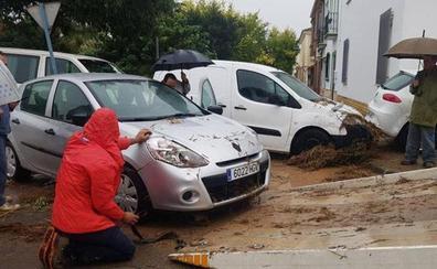 Salado promete paquetes de ayuda de la Diputación a los municipios que se inundaron