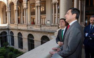 Moreno pide no llevar al Parlamentola «excitación» por las elecciones