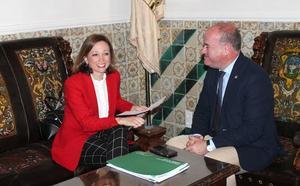 Manuel Barón: «El castigo de la Junta con Antequera ha terminado»