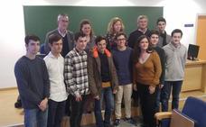 Entregados los premios de la fase local de la LV Olimpiada Matemática