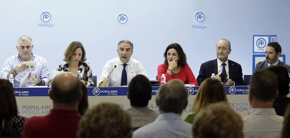 El PP rearma su dirección cara al ciclo electoral