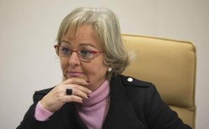 Teresa Porras: «Los que tienen que dimitir son los que piden mi cese»