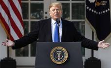Trump se apropiará de dinero del Pentágono para su muro