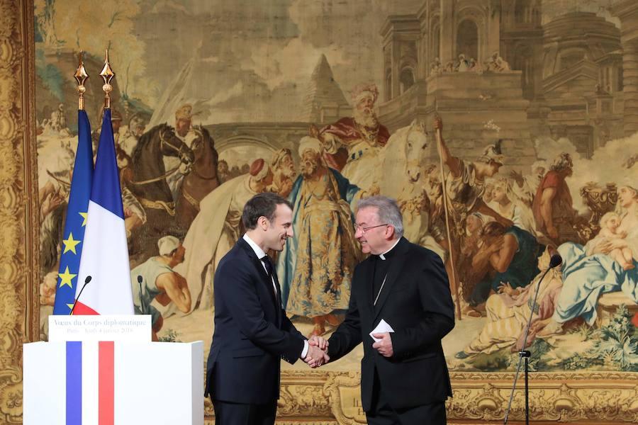 Investigan por agresión sexual al nuncio apostólico en Francia