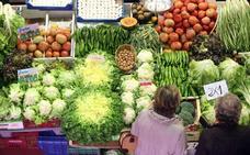 La bajada de los alimentos deja la subida de precios de enero en el 1%
