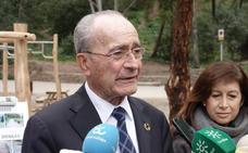 El alcalde reitera su apoyo a Pomares, Porras y Cardador y confía en la Justicia