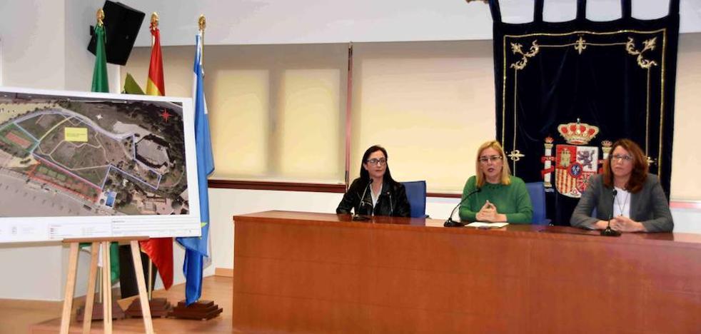 El proyecto 'Ciudad Romana Suel' potenciará el entorno del Castillo Sohail en Fuengirola