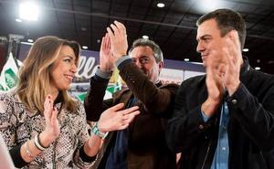 Sánchez y Díaz pactan unirse para movilizar al voto «moderado y progresista» cara al 28A