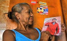 «El Gobierno de Maduro cuida de mí y yo soy agradecida»