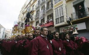 La Hermandad de Viñeros saldrá y se encerrará en la iglesia de los Mártires a partir de 2020