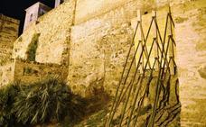 Ruina monumental en Málaga