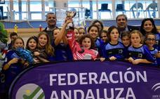 La Candelaria hockey se proclama campeona andaluza