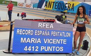 Las benjaminas se llevan los halagos en el Campeonato de España de Antequera