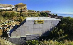 La conexión entre Carvajal y las urbanizaciones estará acabada en abril