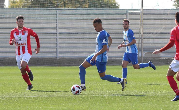 El Malagueño se hunde de forma casi definitiva ante el Don Benito (0-2)