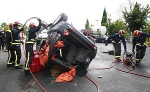 Casi 800 candidatos se disputan 15 plazas de bombero en el Ayuntamiento de Marbella