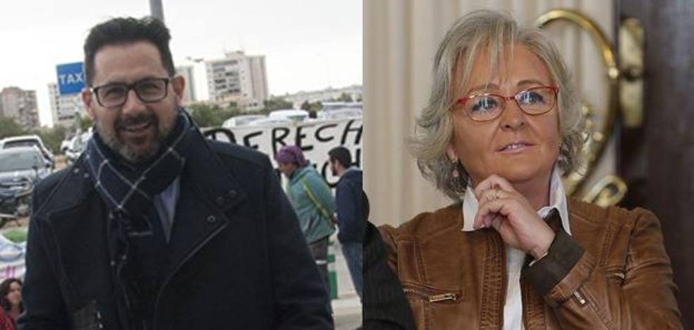 El PP deja en manos del alcalde la decisión sobre la continuidad de Porras y Pomares