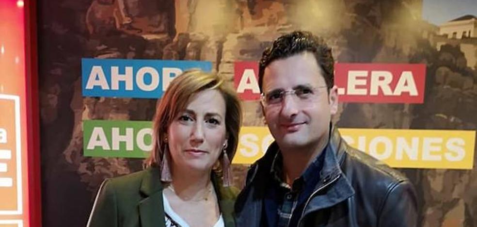 Rafael Márquez, número dos de la lista con la que la socialista Isabel Aguilera concurrirá a las municipales