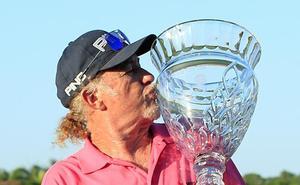 Jiménez logra en Florida su primer título del año