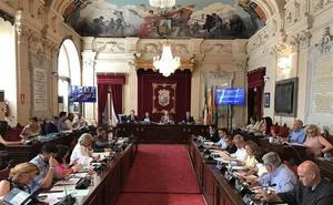 La oposición exige a Ciudadanos que explique en qué consiste la ruptura en el Ayuntamiento de Málaga