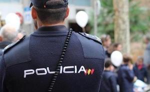 Detenido por el robo con fuerza en dos comercios del Centro de Málaga