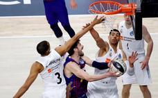 El Madrid exhibe indignación y filtra su amenaza de abandonar la ACB