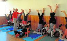 El yoga que llega en bus a Alhaurín de la Torre