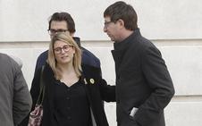 Carles Mundó: «El referéndum no se financió con dinero público»