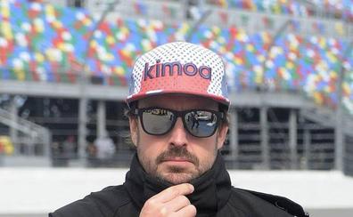 ¿Por qué no ha ido Alonso a los test de pretemporada en Montmeló?