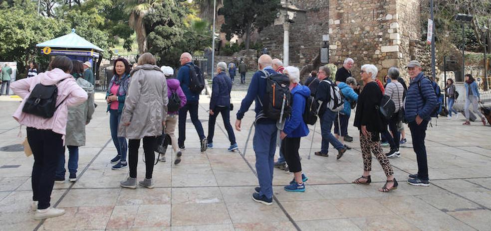El conjunto Alcazaba-Gibralfaro de Málaga alcanza su récord de visitas pese al aumento de tarifas