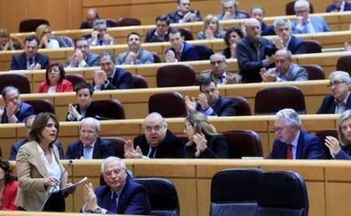 Los grupos despiden la legislatura con reproches al PP por utilizar el Senado