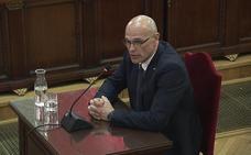 Romeva: «No me marché de España porque estoy convencido de que lo que hicimos es lícito y legal»