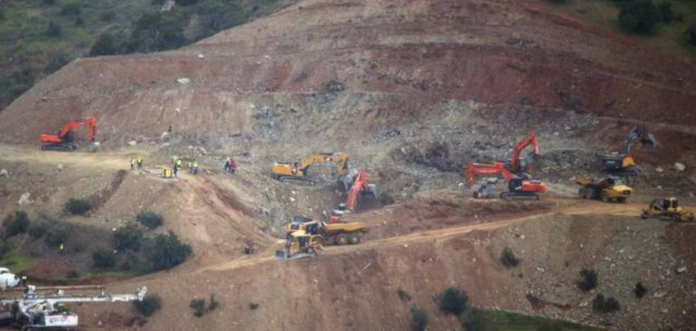 El rescate de Julen costó unos 700.000 euros que asumirá la Junta de Andalucía