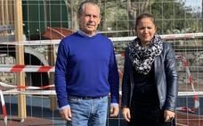 Denuncian el cierre de un parque infantil por «retrasos» en el contrato de mantenimiento