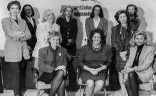 La carrera política de Celia Villalobos, en fotos