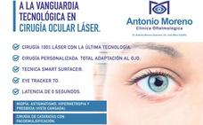 El mejor láser del mundo para cirugía refractiva llega a España