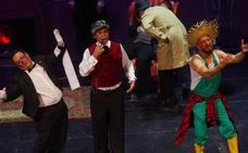 El cuarteto pone patas arriba el concurso y despierta al Cervantes
