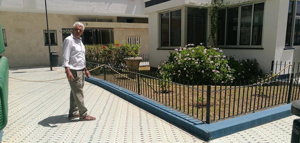 Pasaje de Frigiliana: acuerdo para arreglar la plaza