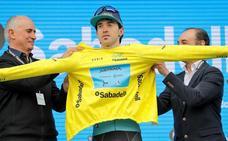La hora de Ion Izaguirre en la Vuelta a Andalucía