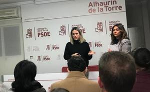 La exdelegada de Educación Patricia Alba concurrirá a las municipales por Alhaurín de la Torre