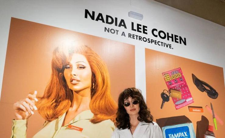 Exposición de Nadia Lee Cohen en La Térmica