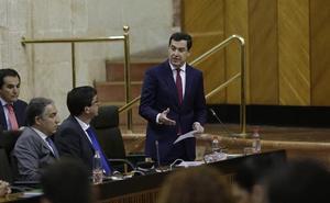Juanma Moreno anuncia la ampliación de la tarifa plana de 50 euros para autónomos a 24 meses