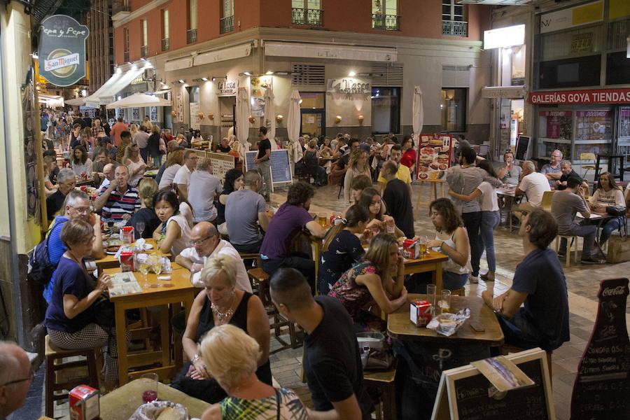 El salario medio de la provincia de Málaga sigue siendo un 11% inferior al de antes de la crisis