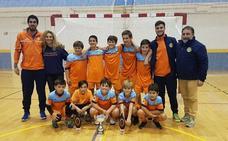 El Benalmádena alevín se proclama campeón de Andalucía