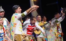 Orden de la actuación de la gran final del Carnaval de Málaga 2019