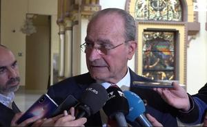 De la Torre respalda al gerente de Limasa tras las polémicas grabaciones sobre los puestos hereditarios