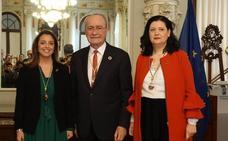 Mar Torres y Eva Sánchez Teba vuelven al Salón de Plenos
