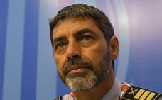 La Audiencia Nacional confirma su competencia para juzgar a Trapero por rebelión