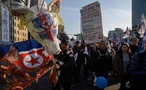 Kim Jong-un parte hacia Hanoi en un tren blindado