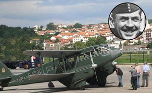 El malagueño que alquiló el avión para que Franco se pusiera al frente del golpe militar